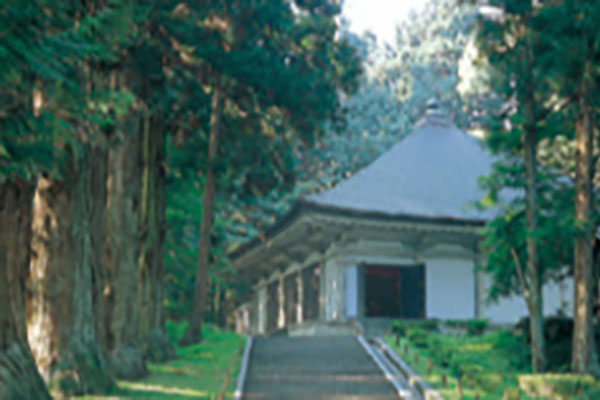 World Heritage Hiraizumi
